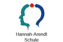 Logo Hannah-Arendt Skolen Flensborg